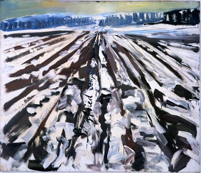 , 'Siegfried vergißt Brünhilde,' 1975, Centre Pompidou