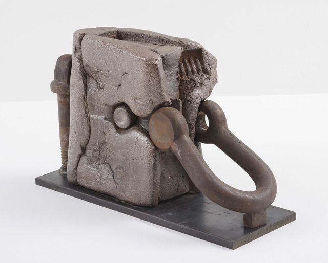 , 'Blacksmith's Book,' 2011, Annely Juda Fine Art