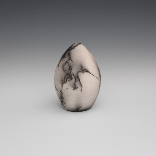 Danucha Brikshavana, 'Horse Hair Raku Egg', 2019, Springfield Art Association
