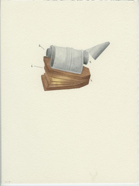 , 'Cadernos de Campo #13,' 2015, Carlos Carvalho- Arte Contemporanea