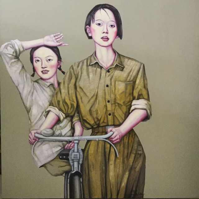 Liu Chun Hai, 'Spring Wind Blows.', 2017, Ode to Art