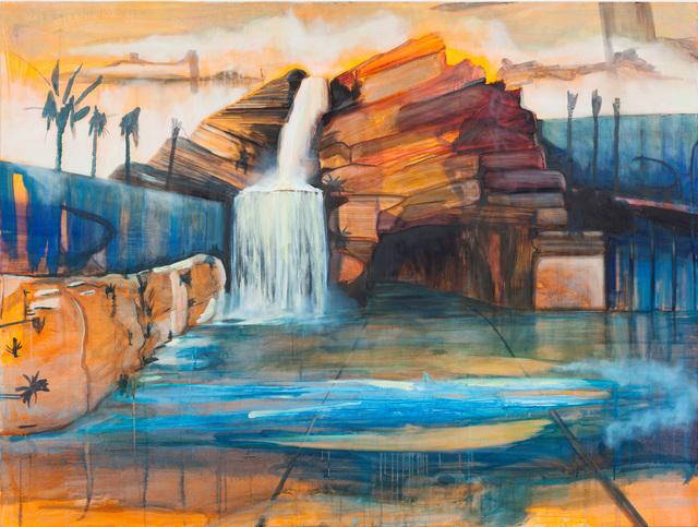 , 'Isla Nublar Lagoon,' 2013, BISCHOFF/WEISS