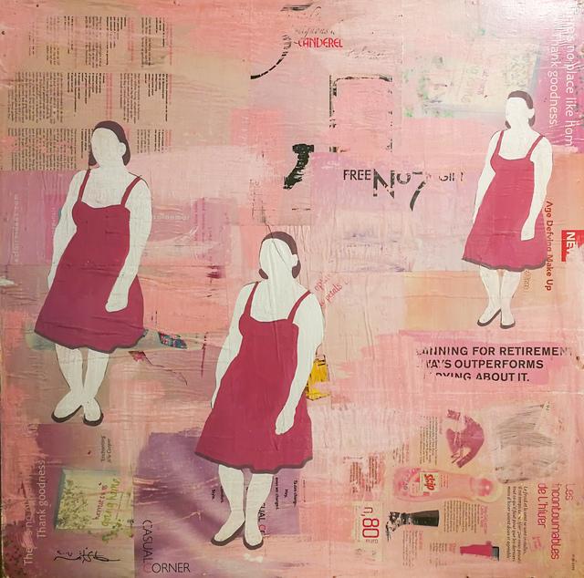 , 'Collage,' , Contemporary Art Platform Kuwait