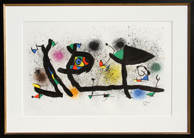 Joan Miró, 'Sculptures (M. 950)', 1974, RoGallery