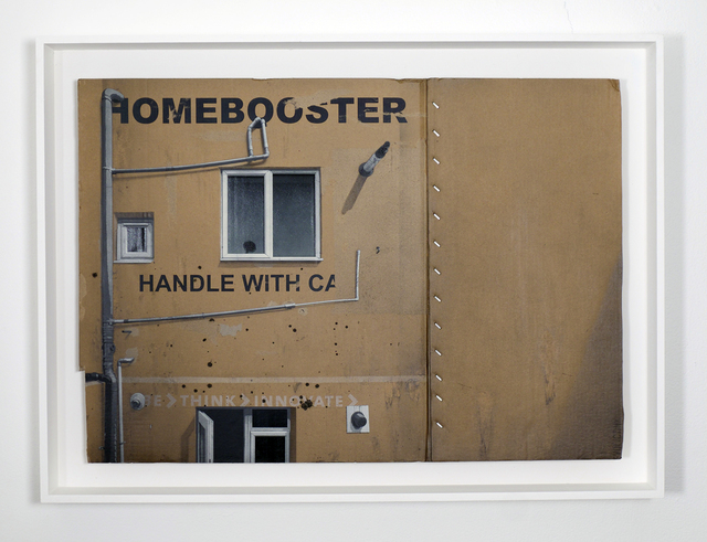 , 'Homebooster,' 2014, Jonathan LeVine Projects