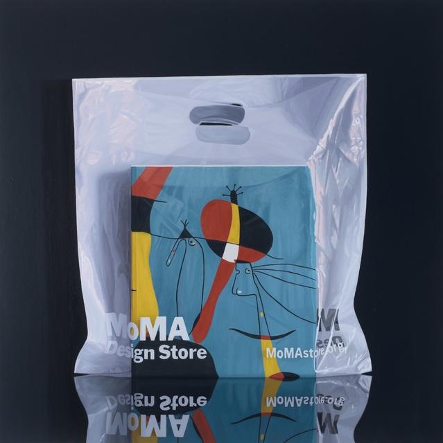 Carlos Vega Faúndez, 'Serie Museos. Miró @MOMA II', 2019, Ansorena Galeria de Arte