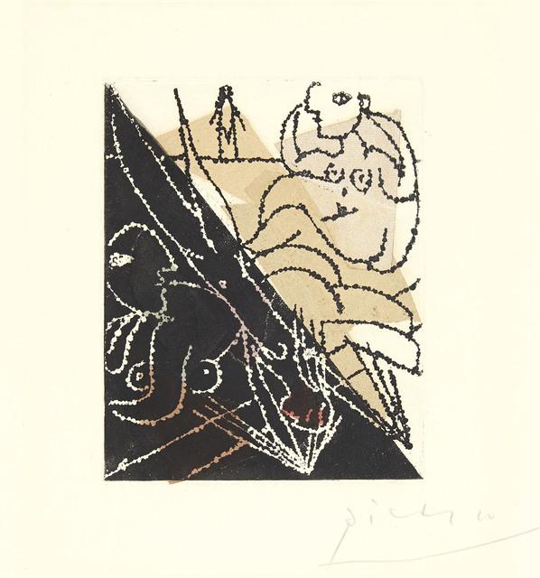 Pablo Picasso, 'La Plongeuse', 1932, Christie's