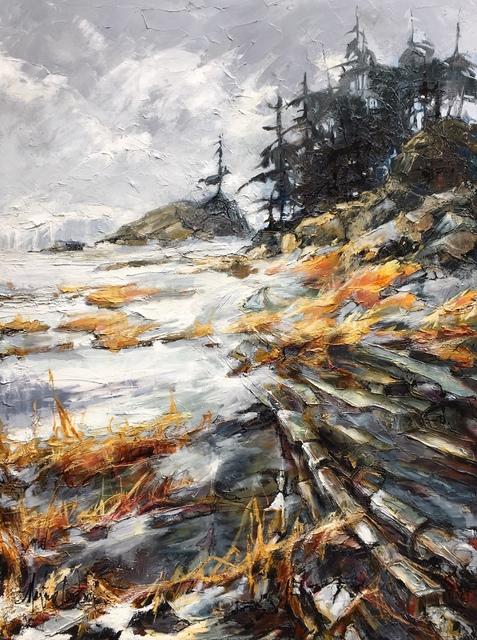 Martine Cloutier, 'Le haut rivage', 2019, Galerie Bloom
