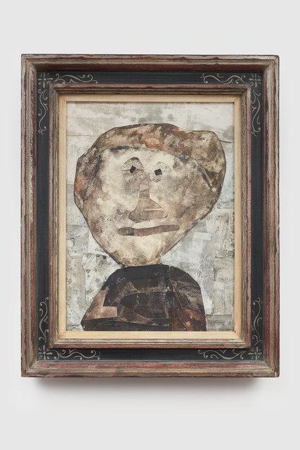 , 'Portrait d'Homme,' 1958, Helwaser Gallery