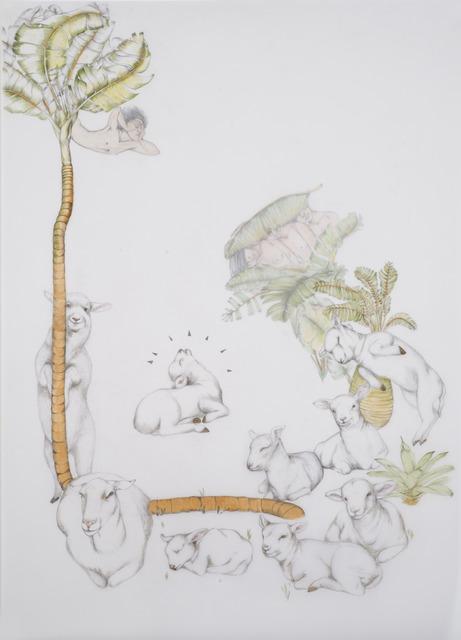 , 'Lo,' 2017, Bernice Steinbaum Gallery