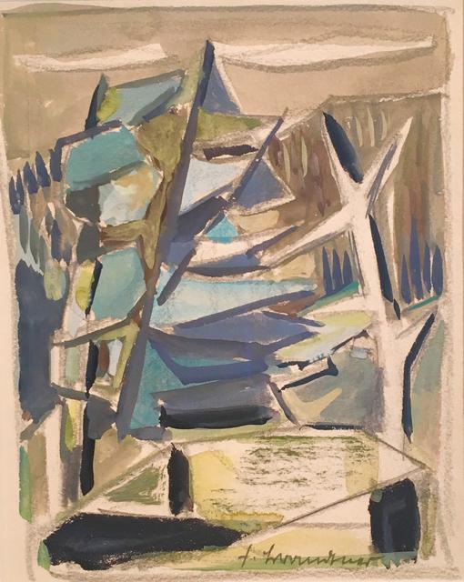 , 'Untitled,' 1950, Rumi Galleries
