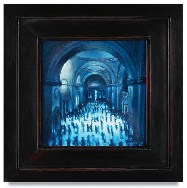 , 'Met Lobby,' 2018, Kohn Gallery