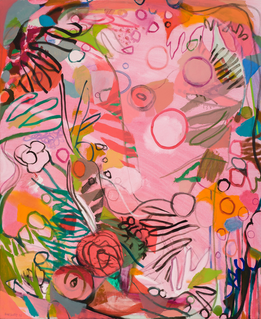 , 'An Aquarium of Flowers,' 2015, Hollis Taggart