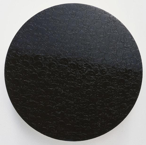 Takashi Murakami, 'Black', 2016, Maddox Gallery: The Classic Preview
