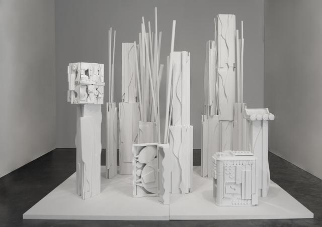 , 'Dawn's Presence - Three,' 1975, Pace Gallery