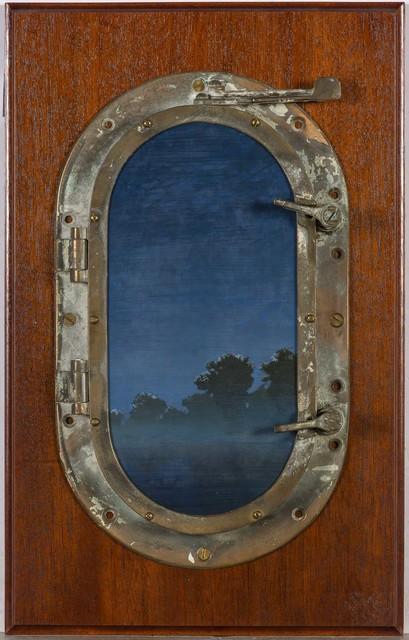 Stephen Hannock, 'Untitled (Porthole)', Doyle