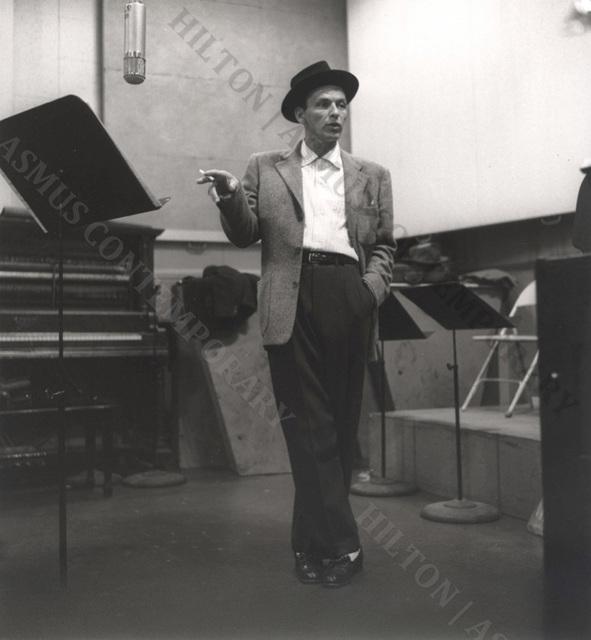 , 'Frank Sinatra - Cutting the rug...,' 1955, Hilton Asmus