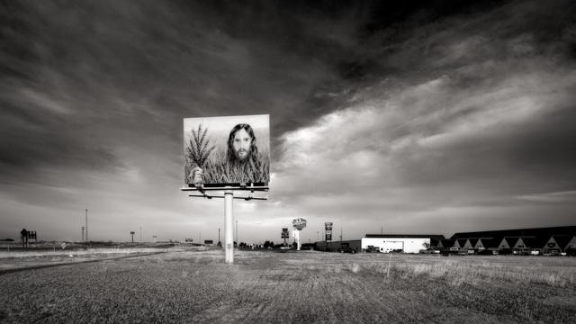 , 'Wheat Jesus, Colby, Kansas,' 2018, Soho Photo Gallery