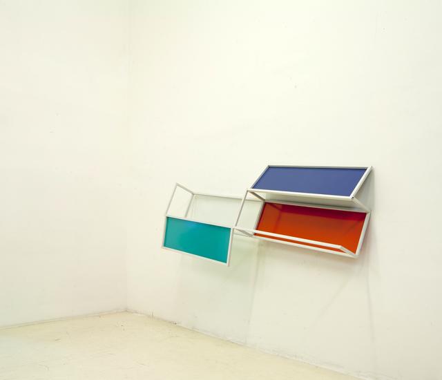 , 'Sin título (Ensayo para Le Corbusier),' 2013, Proyecto Paralelo