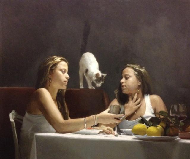 , 'Desplazamiento,' , Galeria Contrast
