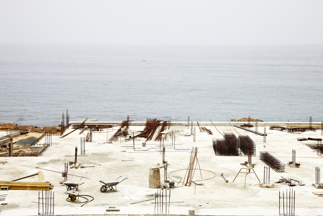 , 'Baie de Mermoz II, Dakar, Sénégal,' 2012, Cantor Fitzgerald Gallery, Haverford College