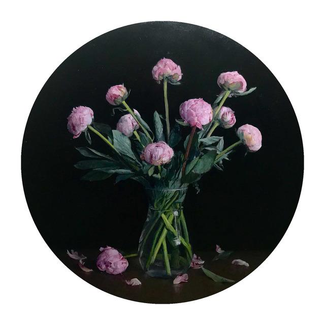Rachel Personett, 'Pink Peonies', 2019, ARCADIA CONTEMPORARY