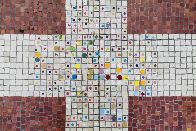 , 'Tra il dialogo e la resistenza, 10,' 2017, MAAB Gallery