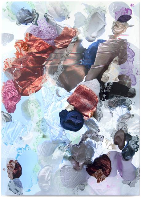 , 'Deep Surfacing NYC #11,' 2017, Luis De Jesus Los Angeles
