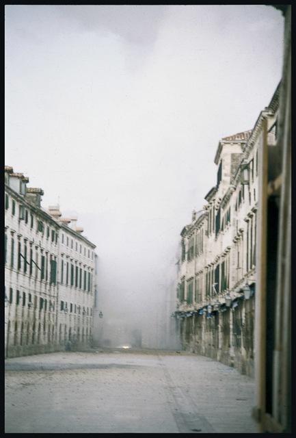 , 'Last images - Dubrovnik, 6 XII 1991,' 1991, Museum of Modern Art Dubrovnik