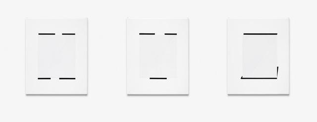 , 'XYZ (Total) Weiss Groß,' 2016, Borzo Gallery