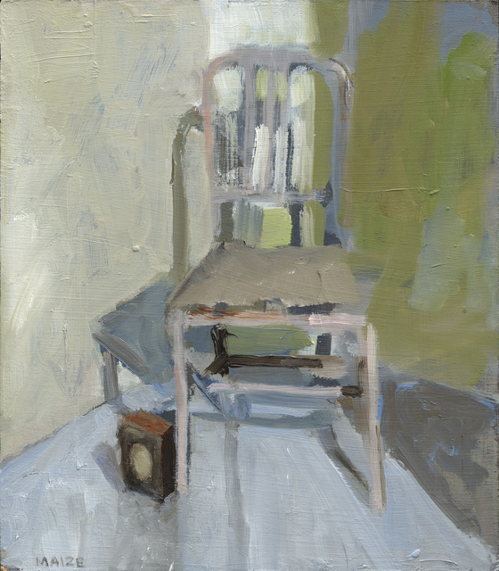 , 'Chair in Closet,' 2013, Paul Thiebaud Gallery