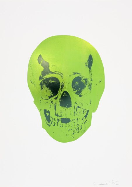 , 'The Sick Dead: Lime Green/Racing Green,' 2009, Paul Stolper Gallery
