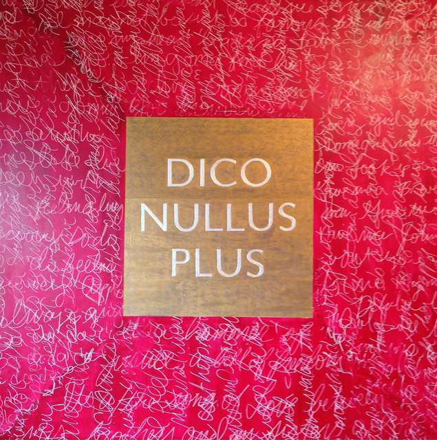 , ' Dico Nullus Plus,' 1991, Massey Klein Gallery