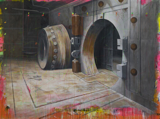 , 'Bank / Cincinnati ,' 2016, Winston Wächter Fine Art