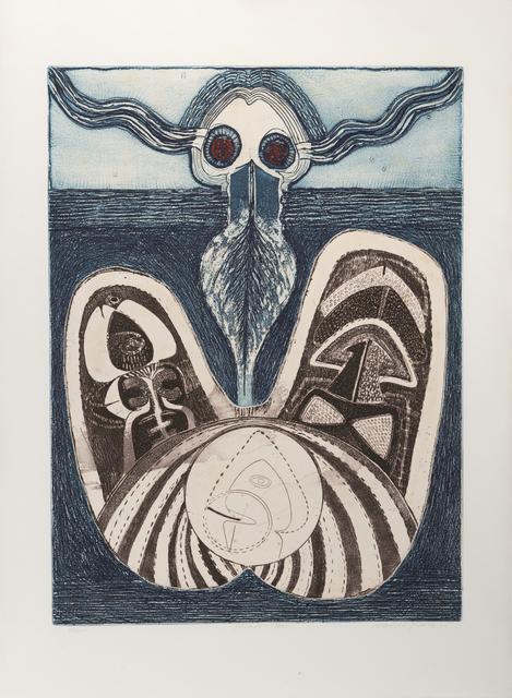 Juarez-Castillo Claudio, 'El Fondo del Mar', 1970, RoGallery