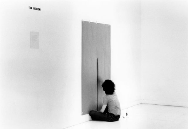 , 'Drawing a Line as Far as I Can Reach,' 1972/2013, Anglim Gilbert Gallery