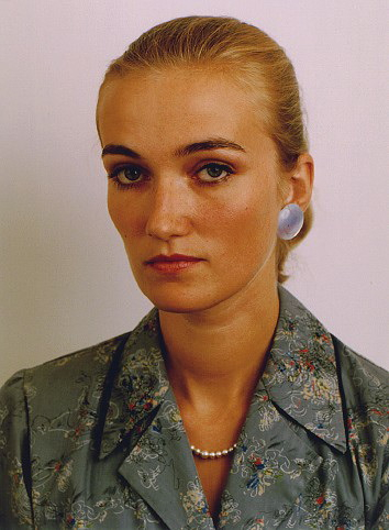 , 'Porträt (A. Wagner),' 1985, Mai 36 Galerie
