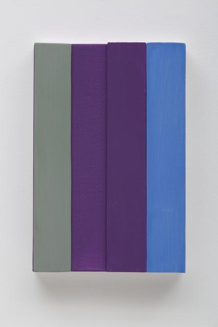 , 'tela com tiras,' , Galeria Nara Roesler