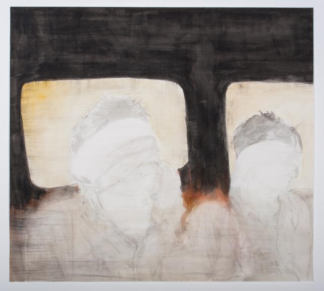, 'Doppelporträt,' 2018, Galerie Gisela Clement