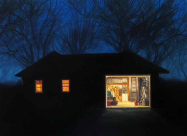 , 'Coin Street,' 2018, Andrea Schwartz Gallery