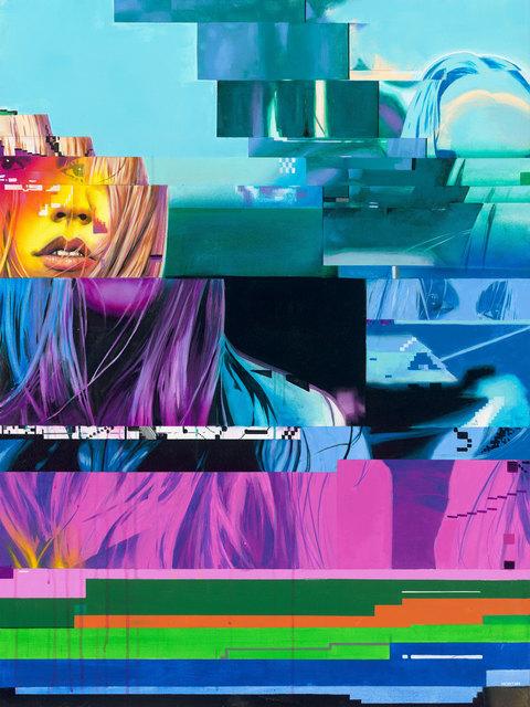 , 'Reactive Refractive,' , Mirus Gallery