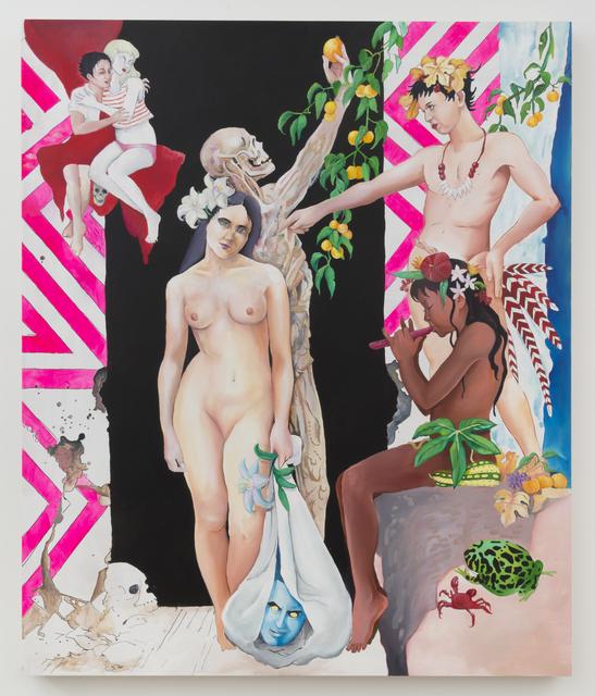 , '20/20,' 2017, Castor Gallery