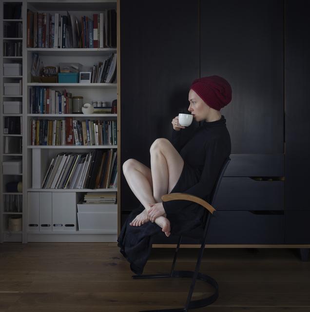 Katerina Belkina, '11 MILLILITER PER MINUTE', 2018, GALERIE Z22
