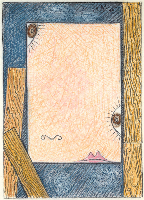 Jasper Johns, 'Untitled', 1990, Sotheby's: Contemporary Art Day Auction