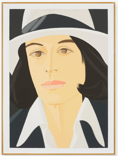 , 'White Hat,' 1990, Robert Fontaine Gallery