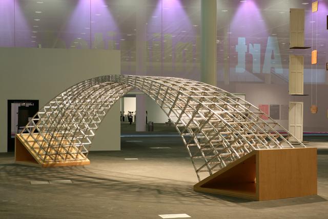 Chris Burden, 'Curved Bridge', 2003, Galerie Krinzinger
