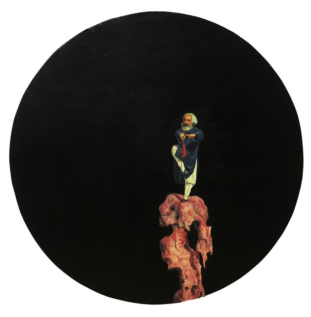 , 'Chinese Karl,' 2015, Arthill Gallery