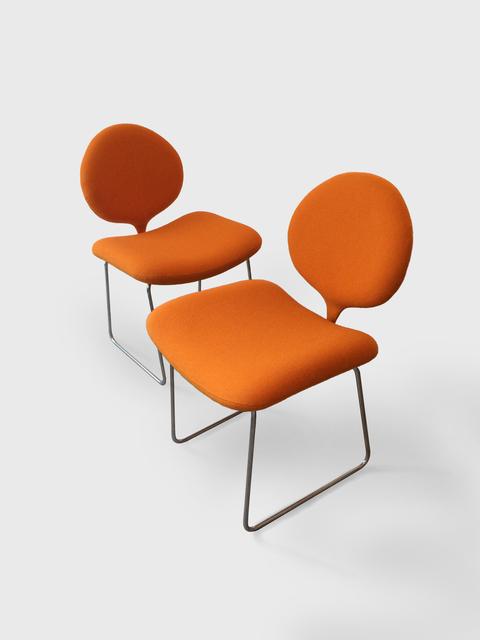 , 'Set of 4 Chairs,' 1966, Demisch Danant