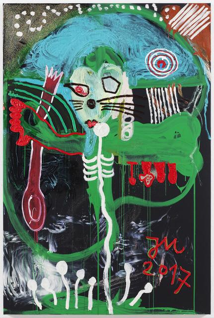 ", 'FROH: PILZKOPP ""6 FREUNDE"" (PILZSUPP'),' 2017, David Nolan Gallery"