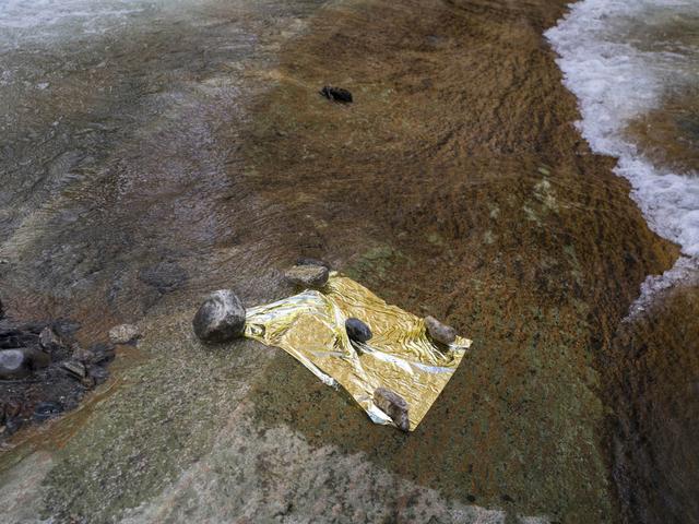 , 'Rock Garden,' 2015, Danziger Gallery